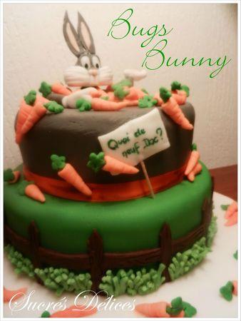 gâteau bugs bunny 7