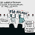 PSA Aulnay eu congrs national du PS