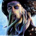 Davy Jones - Détail