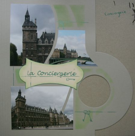 2010- Conciergerie