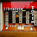 Dédicace à la librairie totem à schiltigheim !