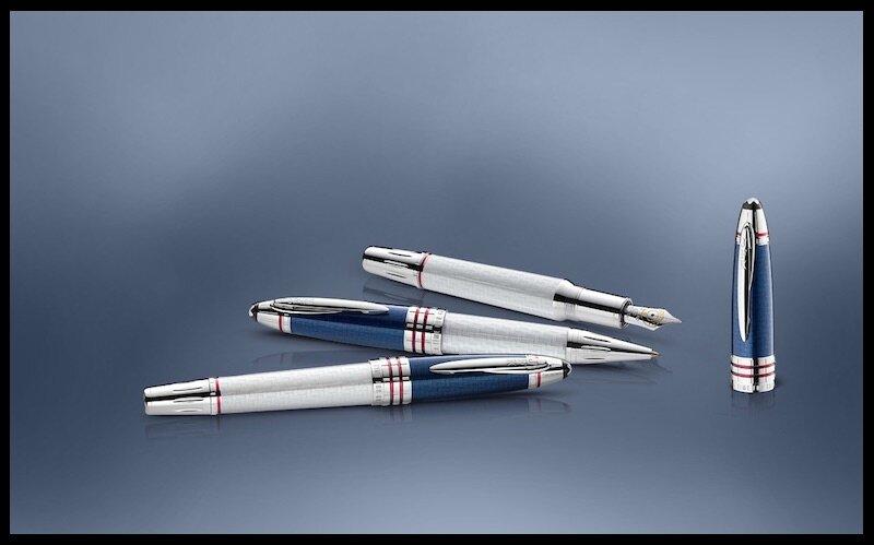 stylo montblanc jfk