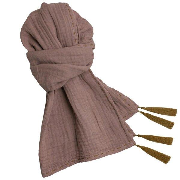 echarpe-scarf-rose-fane-n74-z