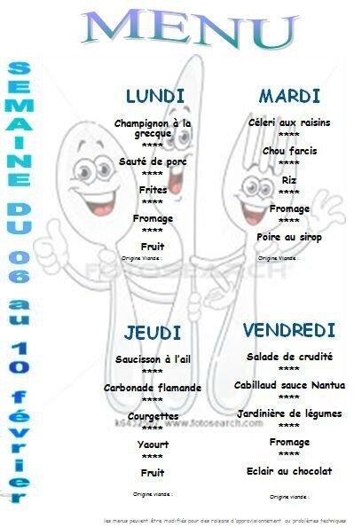 04-menus du 06fev au 10fev