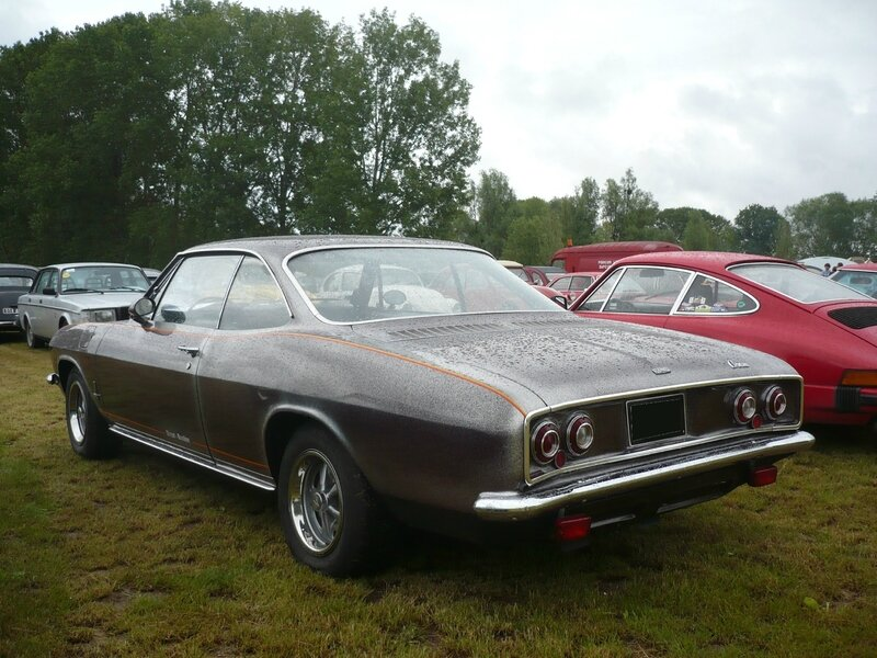 CHEVROLET Corvair 110 2door hardtop 1965 Madine (2)