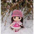 Snow ponyo