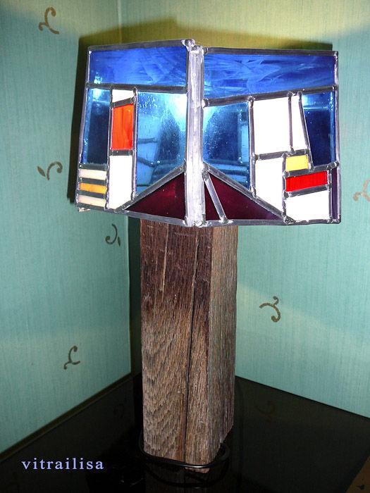 Lampe de bureau photo de lampes contemporaines style for Lampe de bureau sur pied