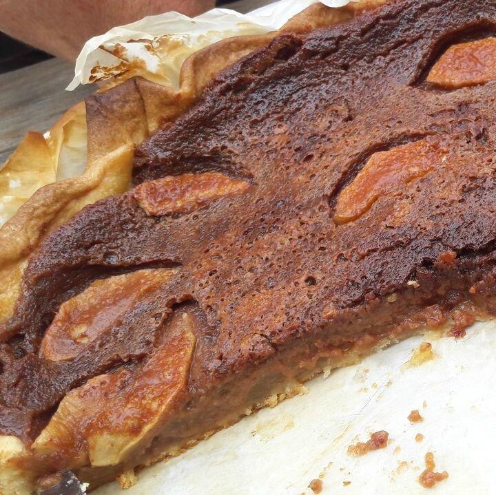 tarte fondante au chocolat (3)