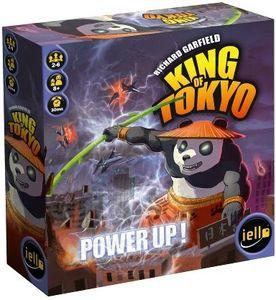 Boutique jeux de société - Pontivy - morbihan - ludis factory - King of Tokyo power up
