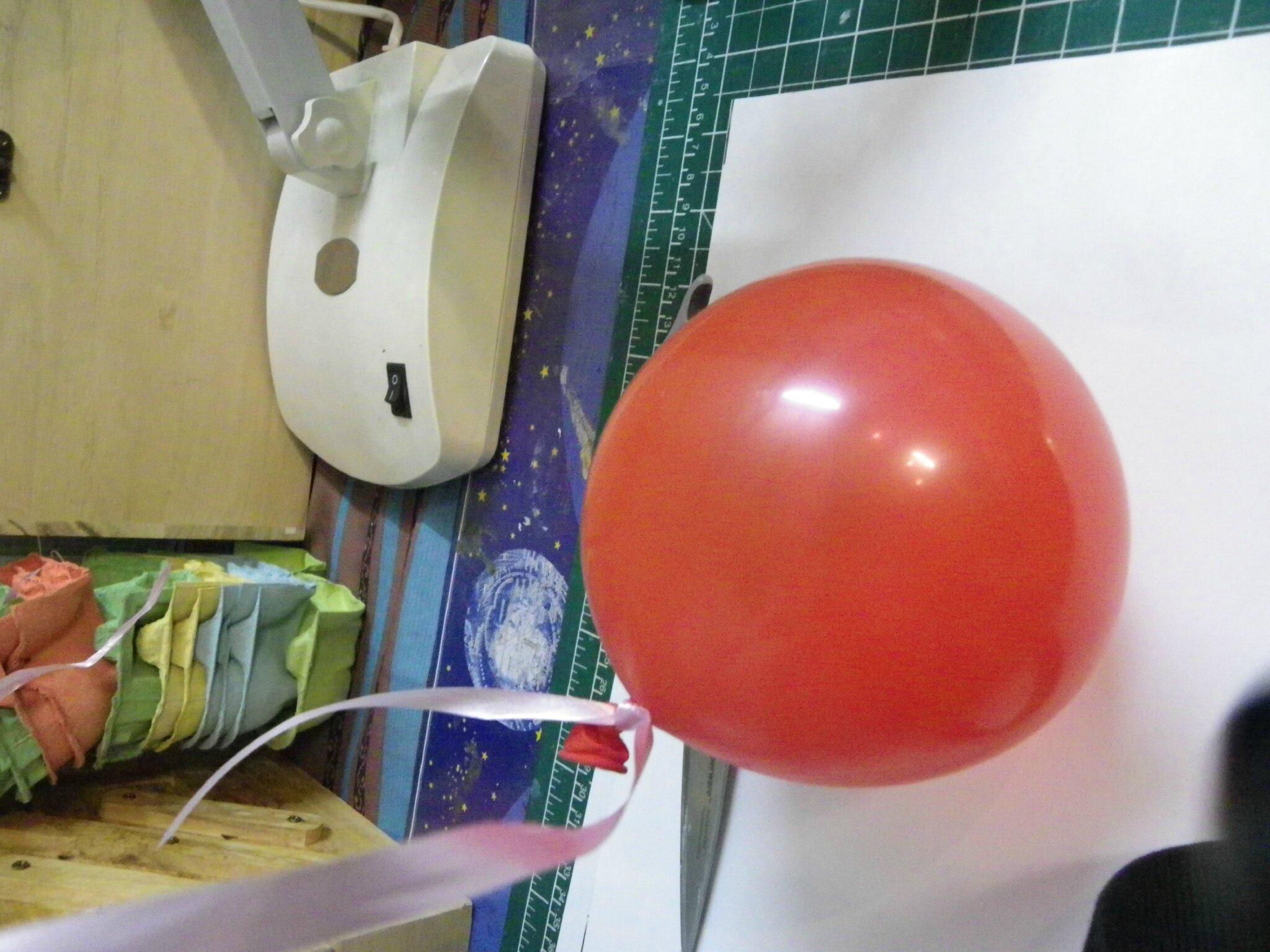 Boule de noel a fabriquer en papier mache - Fabriquer boule de noel en papier ...