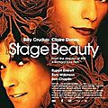 Stage beauty de richard eyre avec billy crudup, claire danes, rupert everett, ben chaplin