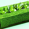 Buche the menthe