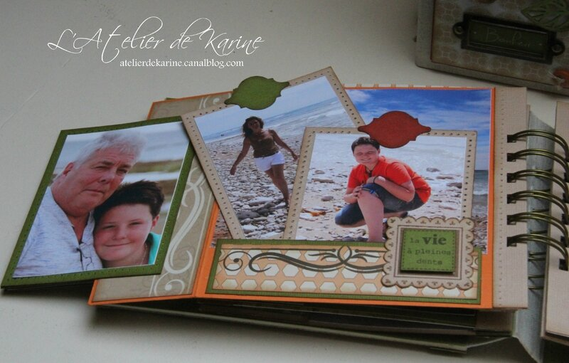 Mini Album et son coffret - Pure Lorelaïl Design 36
