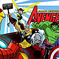 Avengers le cartoon