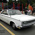 Chrysler newport hardtop coupe-1966