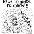 News : zeus en colere contre le nouveau president