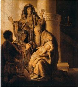 Rembrandt_La_presentation_de_Jesus_au_Temple