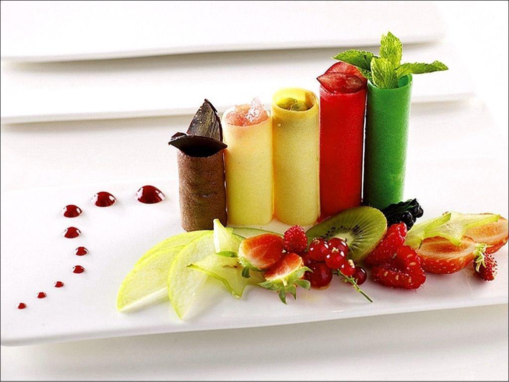 Dressage des assiettes en cuisine d co cuisine assiette for Assiette cuisine