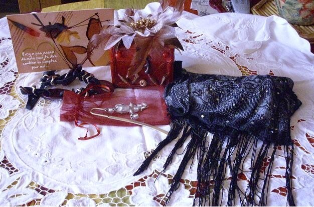 cadeau de Sabrina Mérabet