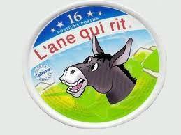 l'âne qui rit