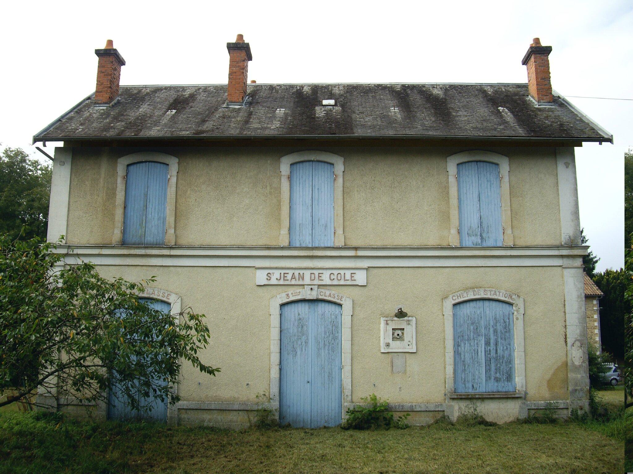 Saint-Jean-de-Côle (Dordogne - 24)