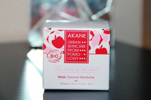 akane masque cocon nocturne