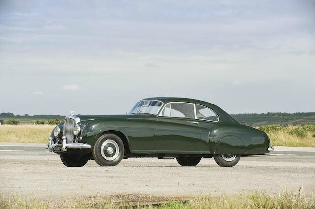 1953 Bentley R-Type 4.9-Litre Continental Sports Saloon