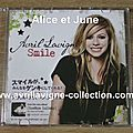 CD promotionnel Smile-version japonaise (2011)