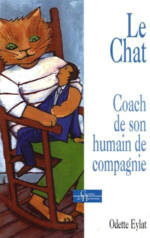 le chat coach de son humain de compagnie IMAGE