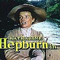 Katharine hepburn. african queen.