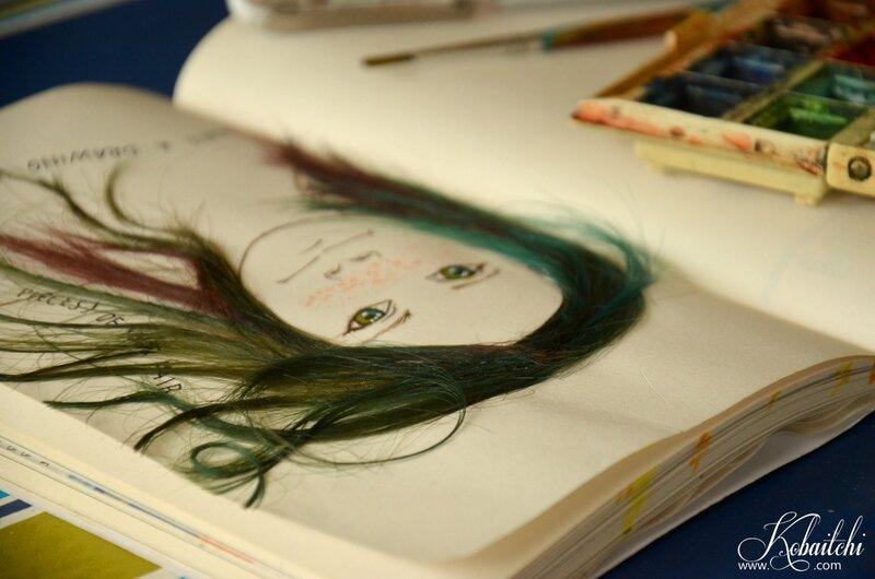WTJ - piece of hair by Kobaitchi (4)