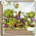 Promenade enchantée by lady papillon @digital-crea