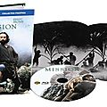 THE MISSION - Blu-Ray limité Digibook