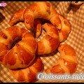 Croissants suédois