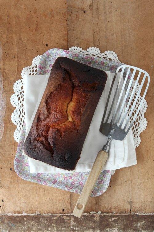 recette facile du cake a la banane 0003 LE MIAM MIAM BLOG