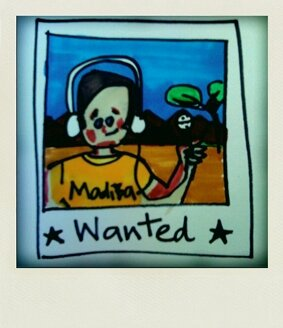 WANTED: Lui ...
