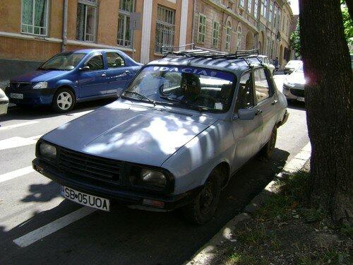 Roumanie, Sibiu, la celebre Dacia