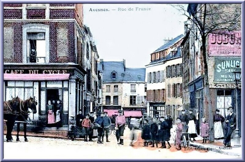 BLOG3566 Avesnes - Rue De France-2 (2)