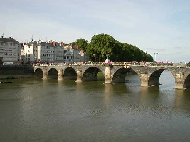le pont de verdun