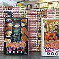Naruto de m. kishimoto, akumetsu , 3.50€ pièce