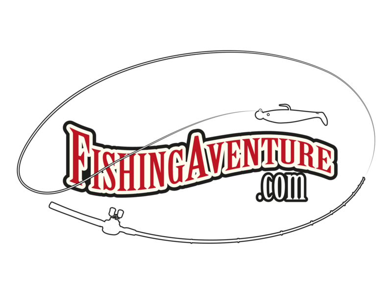 LOGO FISHINGAVENTURE-CAST-white rod