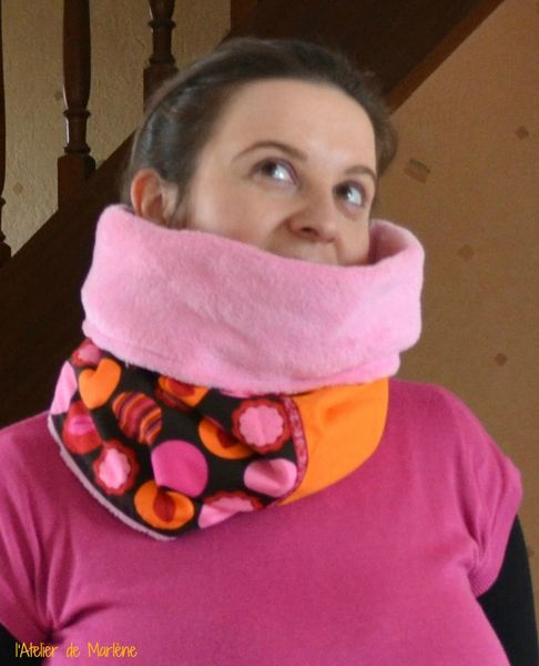 snood 1 porté