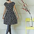 Robe capri - anna dress #1