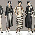 068 - Mode féminine