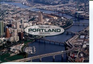 portland et ses ponts