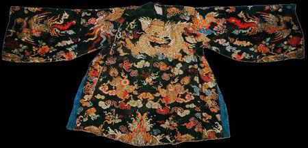 Robe audiece des mandarins militaires (2)