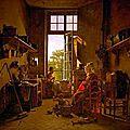 Le saviez-vous ? la toile « intérieur d'une cuisine » conservée au musée du louvre aurait été peinte avec le cœur broyé de louis