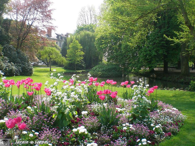 Le jardin des pr bendes d 39 o tours le jardinoscope for Entretien jardin printemps