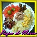 Mes salades de chef
