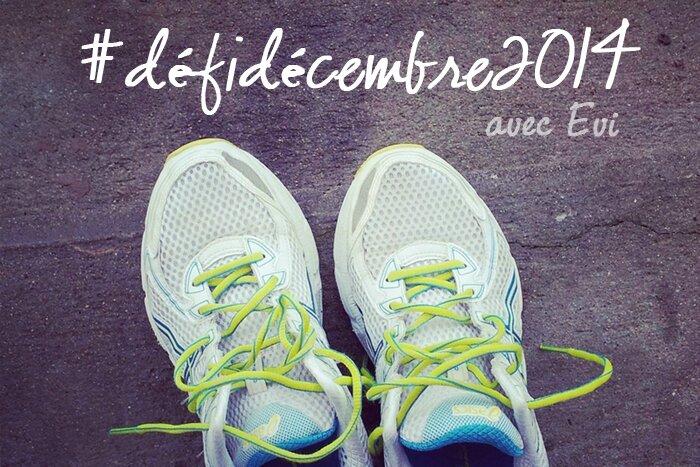 {sport} - #défidécembre2014 - Bilan 1ère semaine